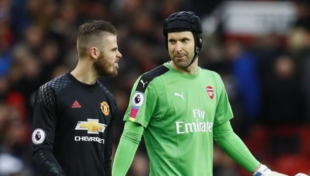 'Thật dễ dàng để nói Cech xuất sắc hơn De Gea' - Bóng Đá
