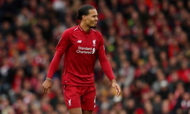 Klopp khiến CĐV Liverpool lo lắng về tình hình của Van Dijk - Bóng Đá