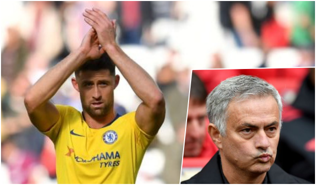 Nóng! Mourinho xem xét gây sốc với thương vụ sao Chelsea - Bóng Đá