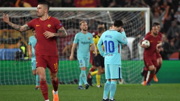 Barcelona đang cho thấy dấu hiệu 'thất bại' trong mùa giải này - Bóng Đá