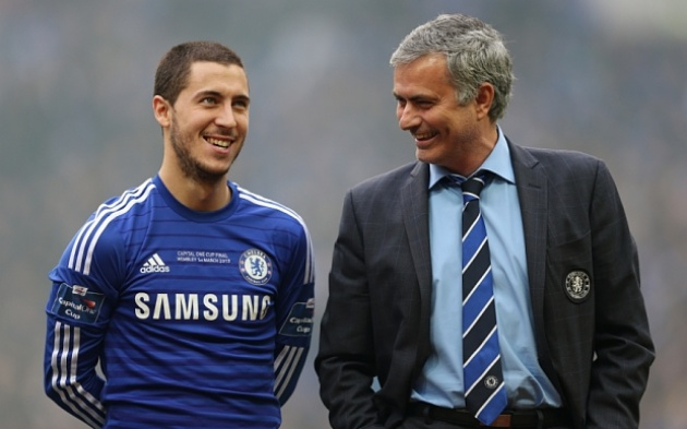 Hazard bất ngờ lên tiếng 'giải oan' cho Mourinho - Bóng Đá