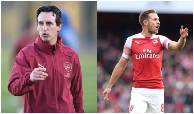 Emery tiết lộ thái độ của Ramsey sau sự cố gia hạn hợp đồng - Bóng Đá
