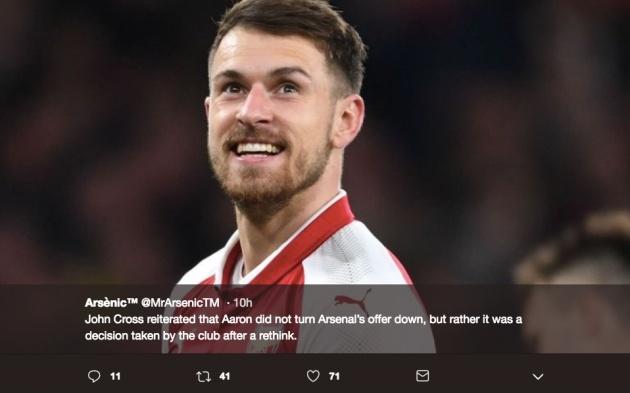 Man Utd đặt giá 50 triệu bảng cho 'vấn đề' của Arsenal - Bóng Đá