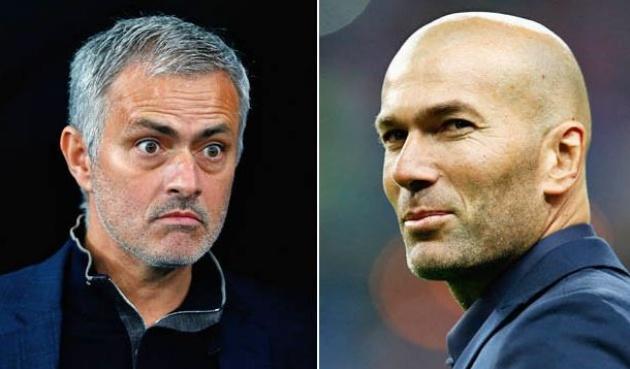 Xong! Man Utd xác nhận vụ Zidane - Bóng Đá