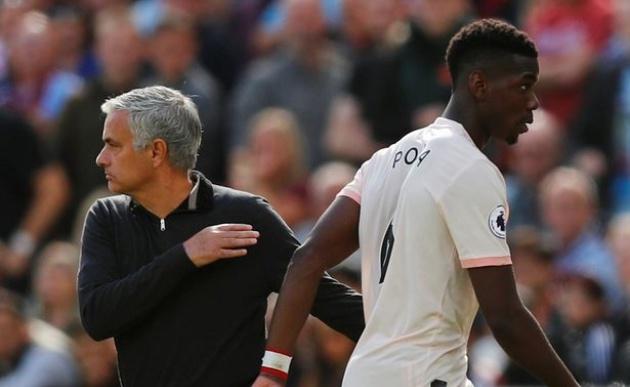 Pogba chỉ nói 4 từ sau khi rời sân ở trận thua West Ham - Bóng Đá
