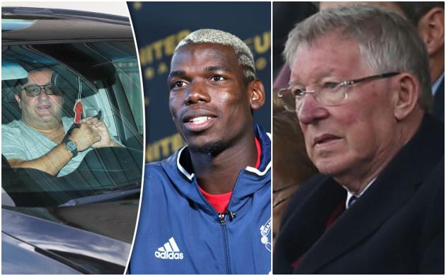 Sir Alex Ferguson cuối cùng đã nói về cuộc khủng hoảng ở M.U - Bóng Đá