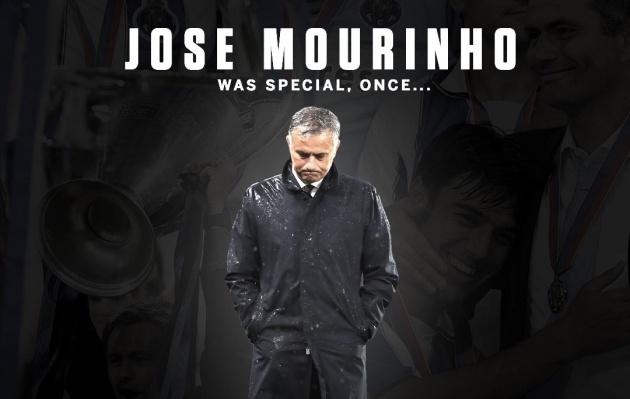 Thất bại trước Valencia sẽ là dấu chấm hết cho Mourinho? - Bóng Đá