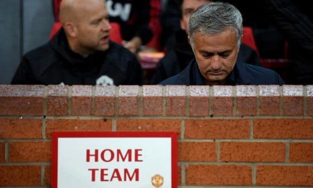 Hy vọng cuối cùng của Mourinho đã cạn sau động thái này của NHM M.U - Bóng Đá