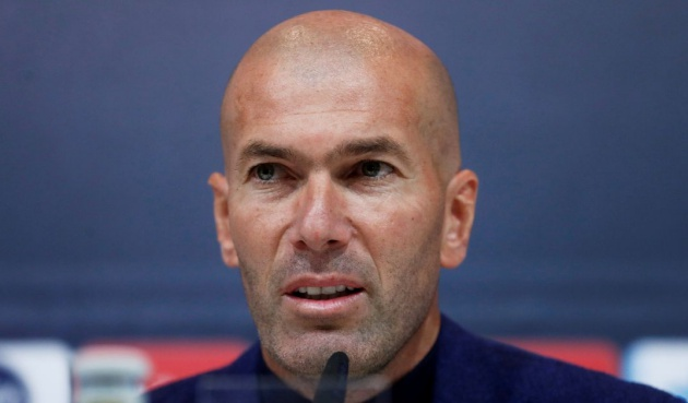 zidane nói k thể quản lý man utd - Bóng Đá