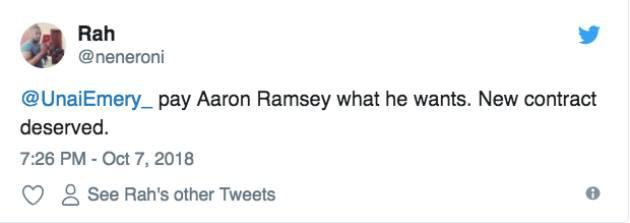 Ramsey xứng đáng được gia hạn sau siêu phẩm của mùa giải - Bóng Đá
