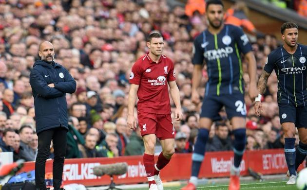 18 cho Anfield và những thống kê nhạt nhẽo sau trận Liverpool 0-0 Man City - Bóng Đá