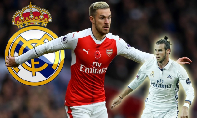 Sốc! Ramsey bí mật đồng ý đến CLB của đồng đội trên tuyển xứ Wales? - Bóng Đá