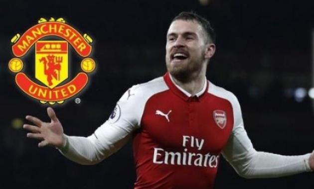 Lý do quan trọng khiến Man Utd ký hợp đồng với Ramsey - Bóng Đá