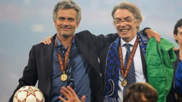 mourinho rơi nước mắt trên xe bus - Bóng Đá