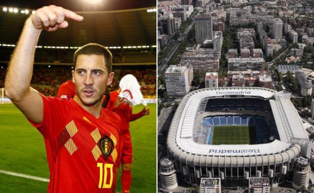 Eden Hazard đang tuyệt vọng để gia nhập Real Madrid. - Bóng Đá