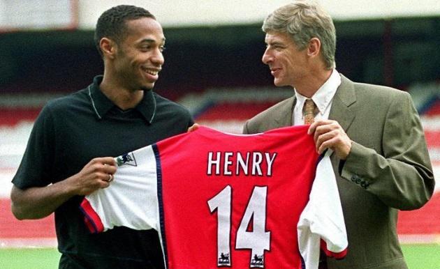 Giáo sư Wenger nói gì về cuộc 'hôn nhân' giữa Monaco và Henry? - Bóng Đá