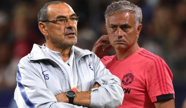 Mourinho đưa ra động thái đầu tiên trước cuộc đụng độ Chelsea - Bóng Đá