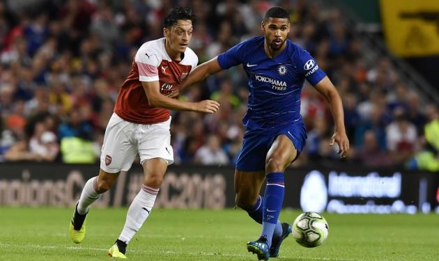 Nóng! Arsenal lựa chọn tuyển thủ Anh để thay thế Ramsey - Bóng Đá
