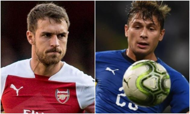 Nóng! Arsenal quyết đấu Serie A vì sao 'lạ' tuyển Ý - Bóng Đá
