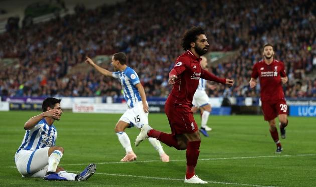 Salah giải cơn khát bàn thắng với cột mốc ấn tượng - Bóng Đá