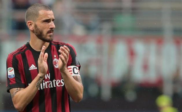 Leonardo Bonucci đã tiết lộ rằng anh đã từ chối Manchester United để gia nhập Juventus vào mùa hè. - Bóng Đá