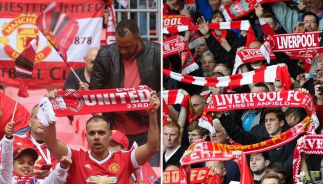 Fan Liverpool giễu cợt NHM Man Utd sau thất bại đáng xấu hổ - Bóng Đá