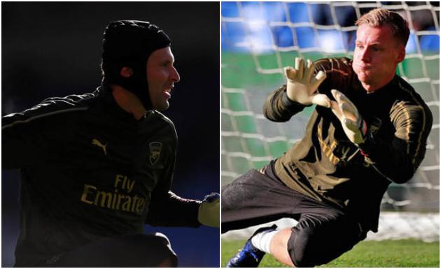 Emery đã nói gì về Leno và Petr Cech trước trận Palace? - Bóng Đá