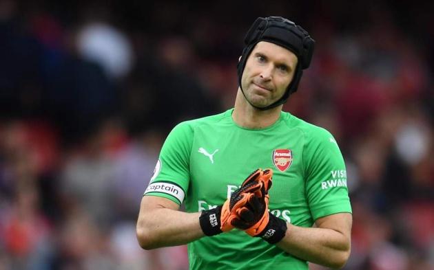 Ấn định thời điểm trở lại bắt chính của Petr Cech - Bóng Đá