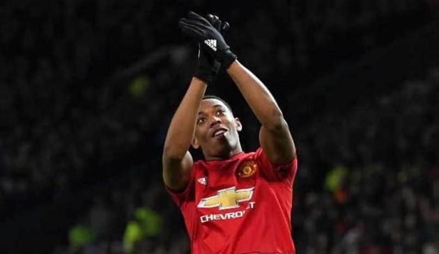 Anthony Martial đã làm được gì trong tháng qua tại Man Utd? - Bóng Đá
