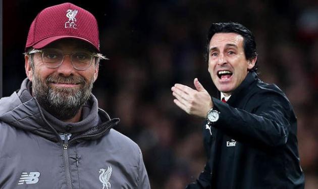 Emery: Liverpool là hình mẫu để Arsenal noi theo - Bóng Đá