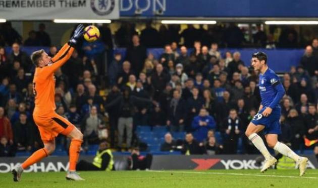 NHM Chelsea 'phát điên' vì Morata bỏ lỡ cú hattrick - Bóng Đá