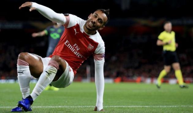 Huyền thoại chỉ ra cái tên tệ nhất trận Arsenal 0-0 Sporting CP - Bóng Đá