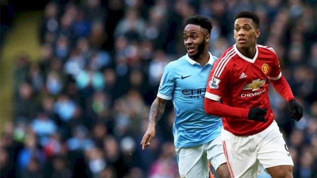 Martial v Sterling: Ai xuất sắc hơn trước trận derby Manchester? - Bóng Đá