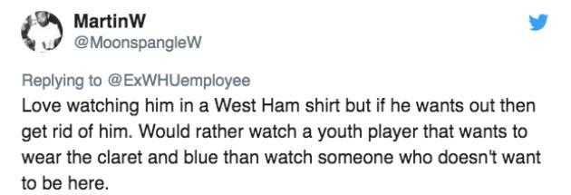 Fan West Ham 'đuổi thẳng cổ' mục tiêu 50 triệu bảng của Man Utd - Bóng Đá