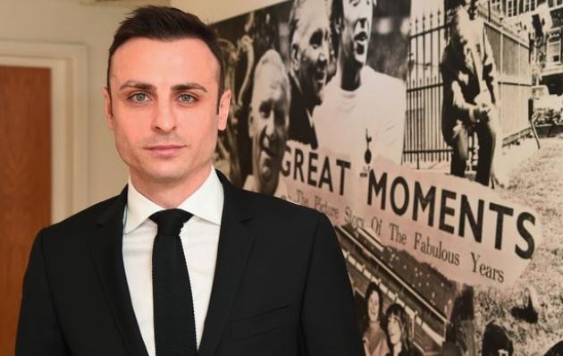 Berbatov đưa ra ý tưởng chuyển nhượng tuyệt vời cho Man Utd - Bóng Đá