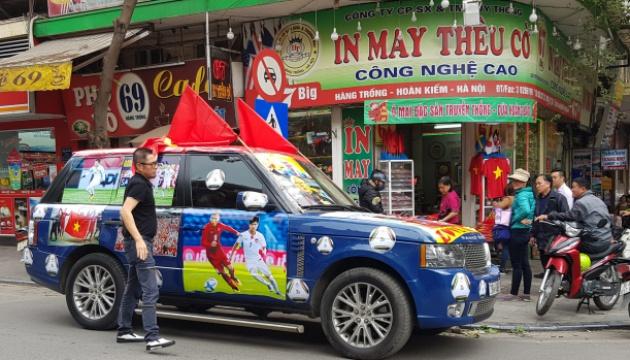 Không khí bóng đá ở Việt Nam bây giờ giống như... World Cup! - Bóng Đá