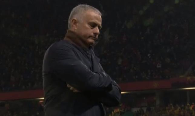 NHM Man Utd phản ứng bất ngờ về phản ứng 'kinh tởm' của Mourinho - Bóng Đá