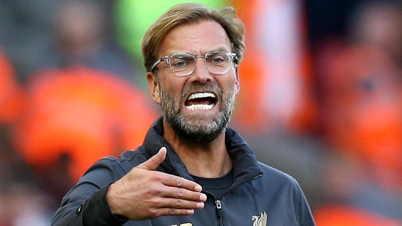 Klopp giận dữ chỉ trích các đối thủ tại Premier League vì điều này - Bóng Đá