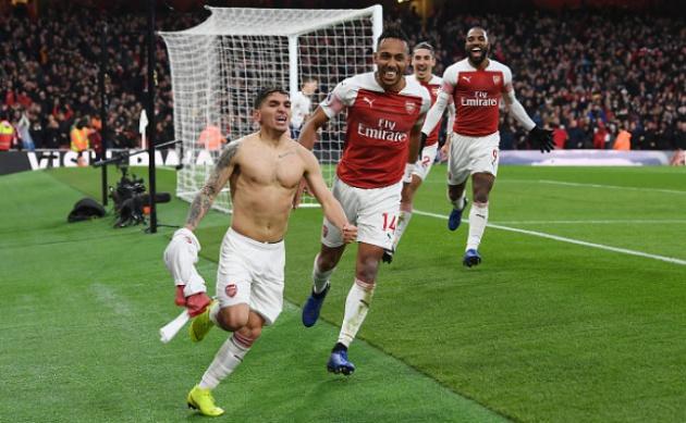 Torreira và Arsenal đã