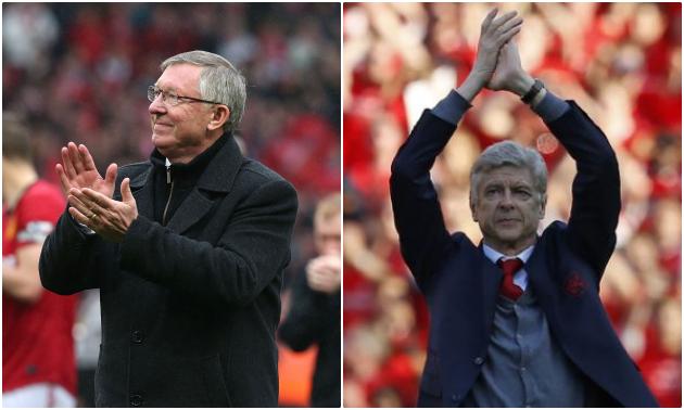 Arsenal giúp Man Utd hiểu thế nào là thay thế một người quản lý huyền thoại - Bóng Đá