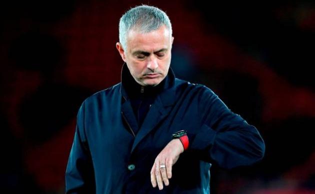 mourinho hài lòng về 3 điều của Man uTd - Bóng Đá
