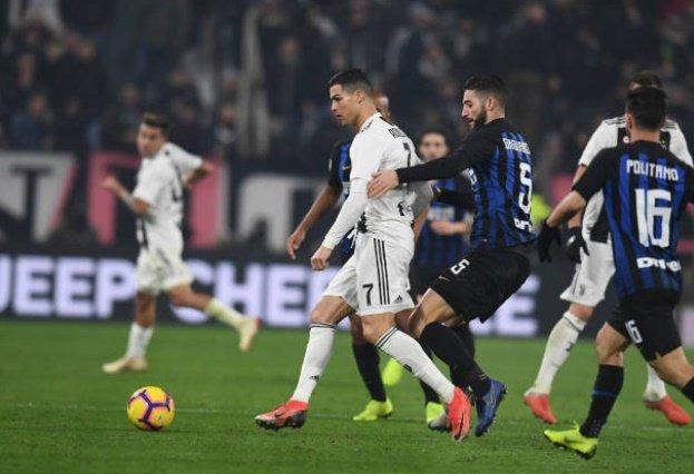 Hạ đo ván Inter Milan, Juventus lập kỷ lục vô tiền khoáng hậu - Bóng Đá