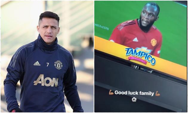 Sanchez gửi thông điệp gì đến đồng đội khi M.U đang dẫn 2-0 trước Fulham? - Bóng Đá