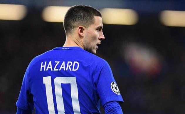 Vì sao Hazard phải đá tiền đạo cắm trước Man City? - Bóng Đá