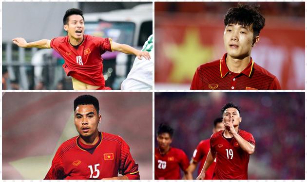 Đội tuyển Việt Nam và mối bận tâm về Xuân Trường - Quang Hải - Bóng Đá