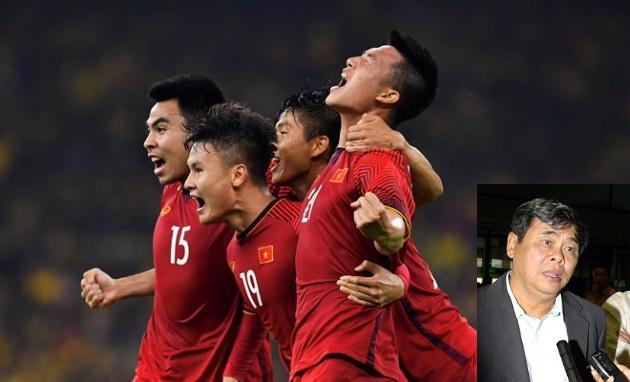 Chuyên gia chỉ ra điểm yếu của ĐT VIệt Nam ở trận hoà Malaysia - Bóng Đá