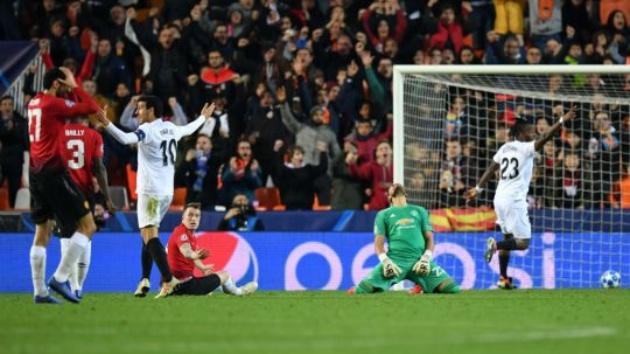 Tại sao Mourinho nổi giận với Woodward sau trận thua Valencia? - Bóng Đá
