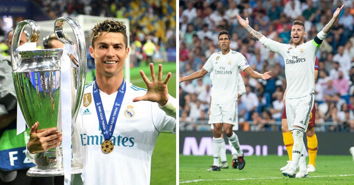 Quên Ronaldo đi, đây mới là những người quan trọng nhất của Real Madrid - Bóng Đá