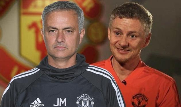 1 tuần của Solskjaer hơn 12 tháng Mourinho tại vị - Bóng Đá