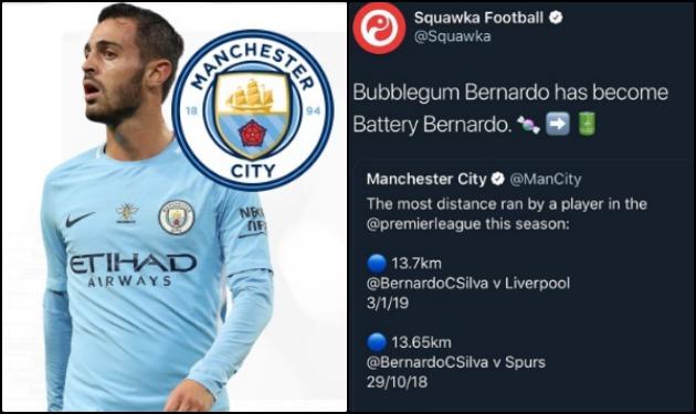 Đừng gọi anh ta là Bernardo Silva, vì đó là